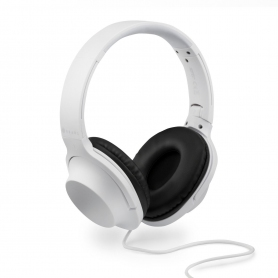 Urbanz Musica Lightweight Headphones White - 0
