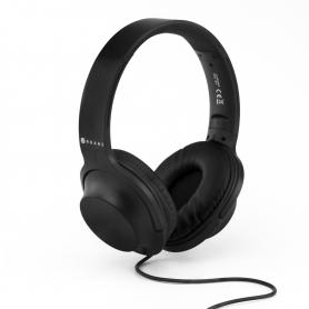 Urbanz Musica Lightweight Headphones Black