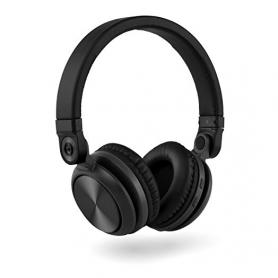 Urbanz Lazer Bluetooth Headphones Black